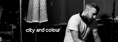 City And Colour New Album Release Date