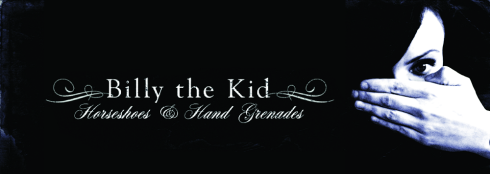 banner Billy the Kid