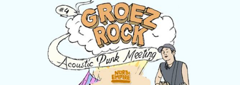 banner Groezrock Acoustic Punk Meeting 2014