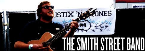 banner The Smith Street Band
