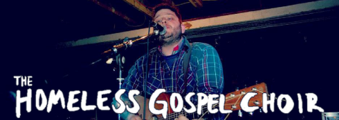 banner The Homeless Gospel Choir
