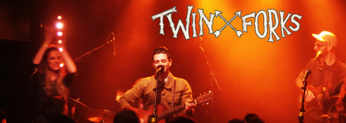 banner Twin Forks live