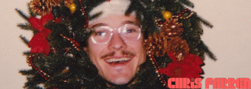 banner Chris Farren Christmas