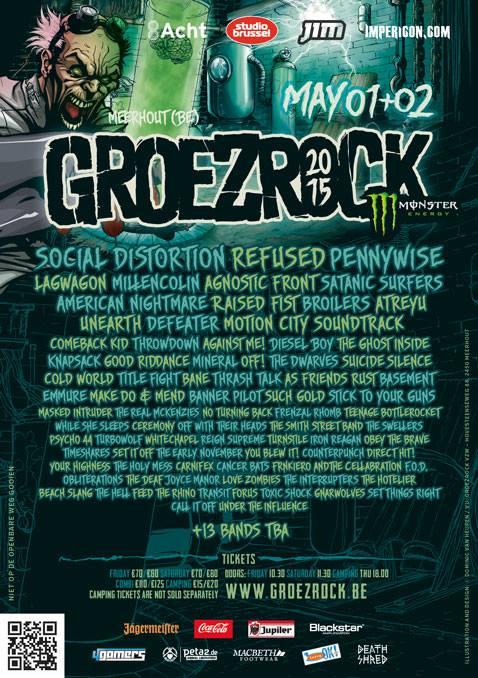 Groezrock2015 flyer