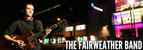 banner The Fairweather Band