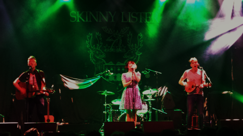Skinny Lister © Ian Schram